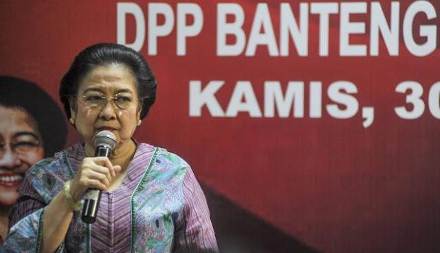 Video Megawati 'Bantu Saya' Jadi Viral