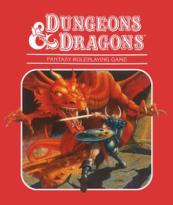 dungeosn and Dragons original set