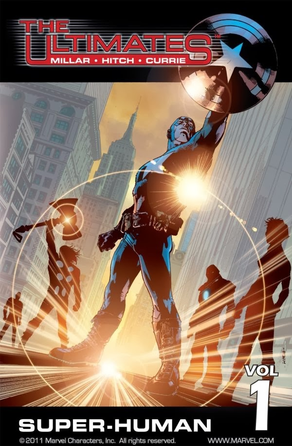 The Ultimates Vol. 1: Super-Human