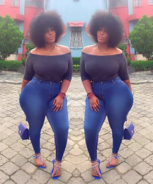 Ladies With Massive Butt Storm Lagos State - See Photos