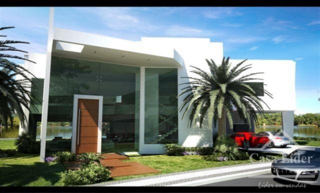 Construindo minha casa clean jardins externos fachadas for Fachadas de casas modernas com jardim