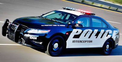 2017 Ford Crown Victoria Police Interceptor