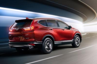 2019 Honda Cr-V Redesign,Specs,And Rumors