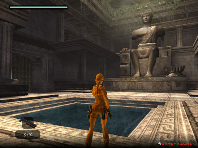 Tomb Raider Anniversary Gameplay Screenshot 3