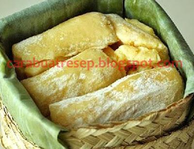 Foto Resep Tape Singkong Ubi Kayu Tradisional Buatan Sendiri (Homemade) Sederhana Spesial Asli Enak