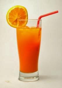 Minuman Sehat Jus Jeruk