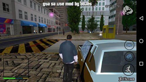 تحميل لعبة GTA SA للاندرويد بحجم 300 ميجا فقط
