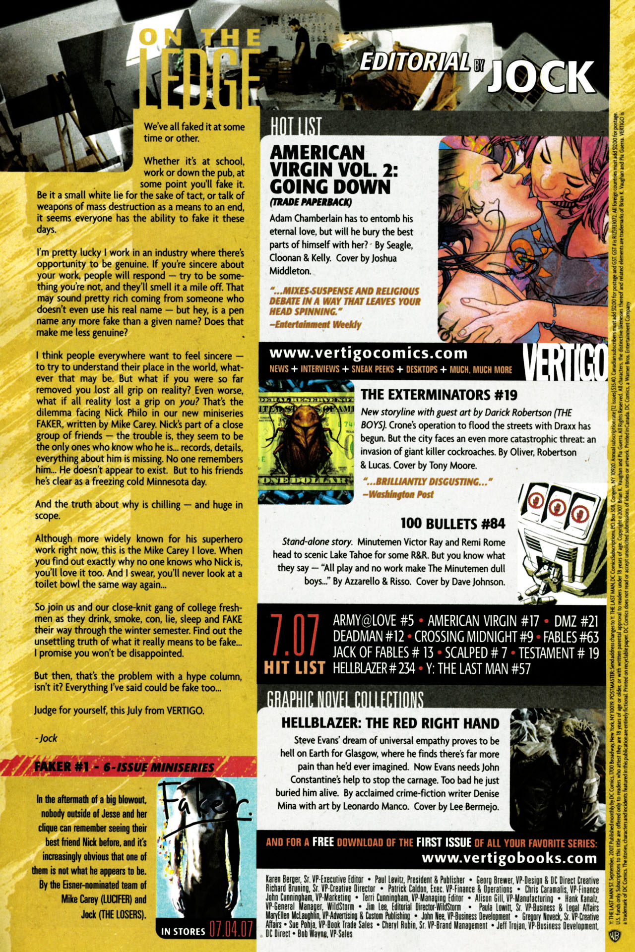 Read online 100 Bullets comic -  Issue #84 - 24