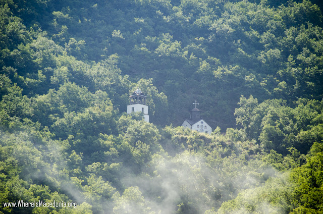 St. Peter and Paul church, Ljubojno village, Prespa Region, Macedonia