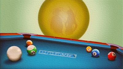 Cara Mengganti Tampilan Background Game 8 Ball Pool Agar Terlihat Fresh