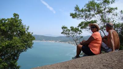 Morro do Macaco, Bombinhas
