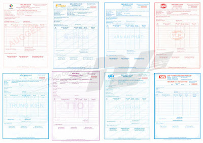 In hóa đơn gtgt công nghệ offset chất lượng cao