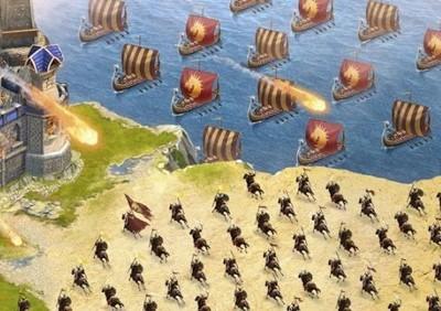 تحميل لعبة vikings war of clans للاندرويد