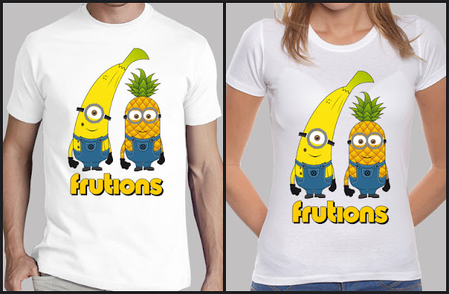 Camiseta FRUTIONS