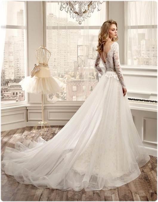 En Güzel 10 Prenses Gelinlik Modeli
