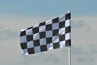 picture of a checkered flag