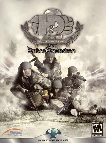 Hidden & Dangerous 2 + Sabre Squadron