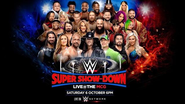 Jön a történelem legnagyobb WWE eseménye Ausztráliában