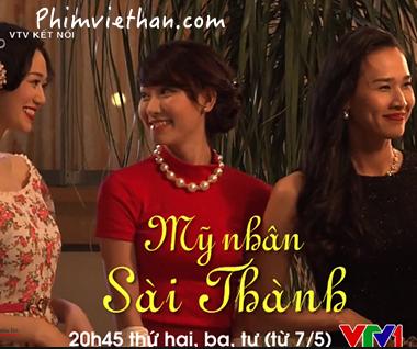 Phim Mỹ Nhân Sài Thành-VTV1 Việt Nam