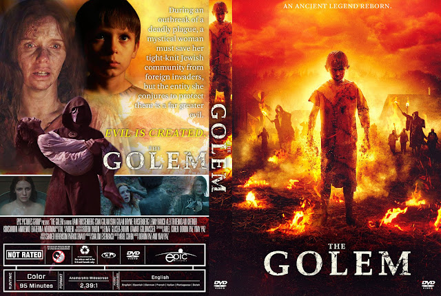 The Golem DVD Cover