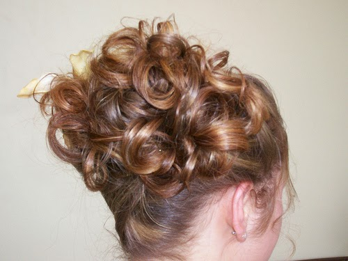 Prom Hairstyles Overdose