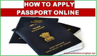 How to apply online application for passport