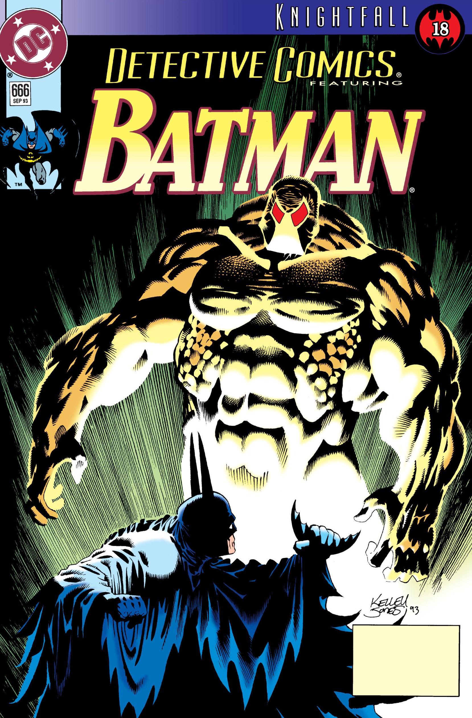 Detective Comics (1937) 666 Page 1