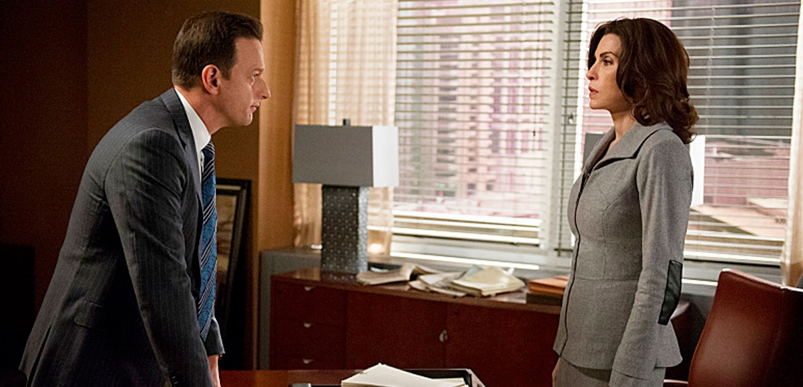 The Good Wife 5x05 Hitting the Fan