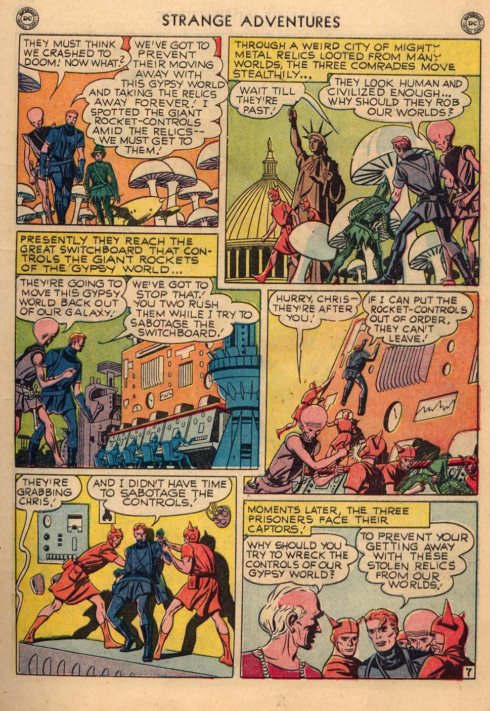 Strange Adventures (1950) issue 3 - Page 9