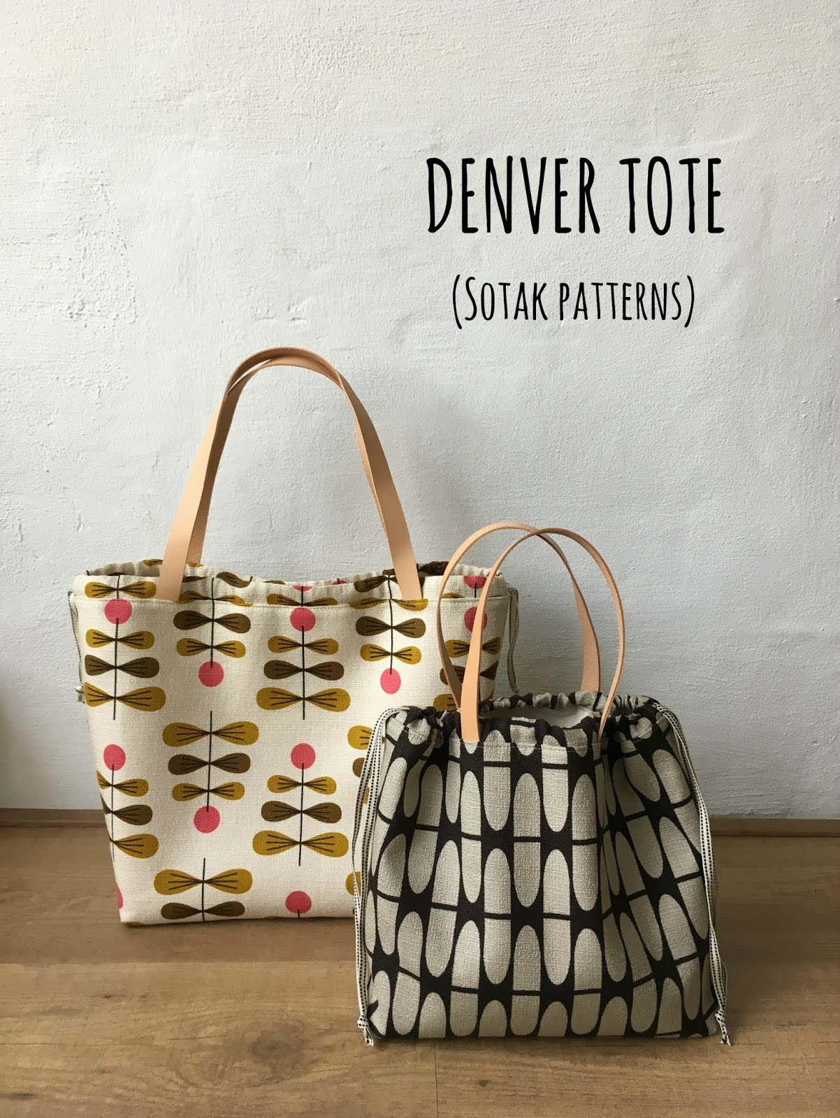 94f2c60af496 Denver Tote comes in two sizes and not only does it make a perfectly  stylish everyday tote bag