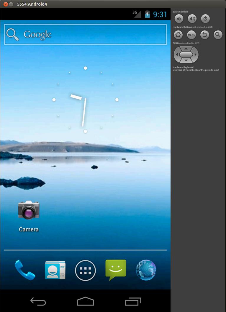 Android   Running Google Maps API v2 Sample in Emulator