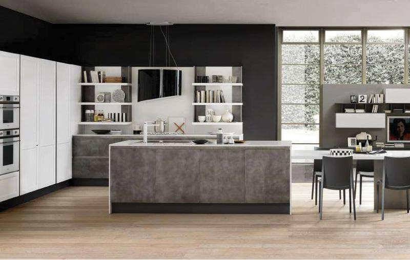 cucine con isola funzionalit estetica e design
