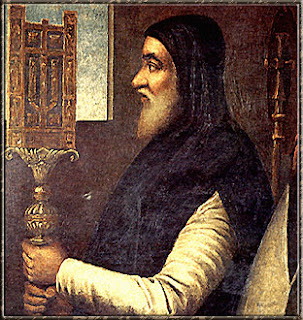 O καρδινάλιος Bησσαρίων, μία από τι ς σημαντικότερες πνευματικές μορφές του 15ου αιώνα.