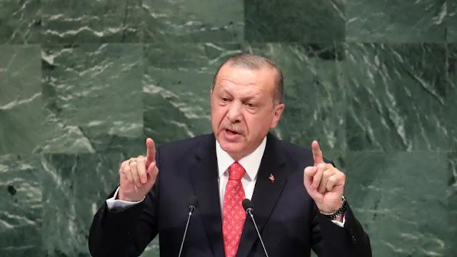 Erdogan: Jangan Harapkan Keadilan dari PBB