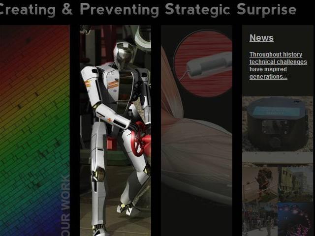Robotic Biz - News of the New Robotics -: 国防高等研究計画局 DARPA ...