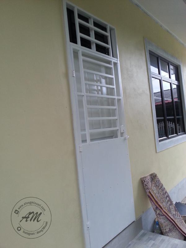 Grill Pintu Dapur Png Rumah Idaman Pemasangan Siap Along Misuari