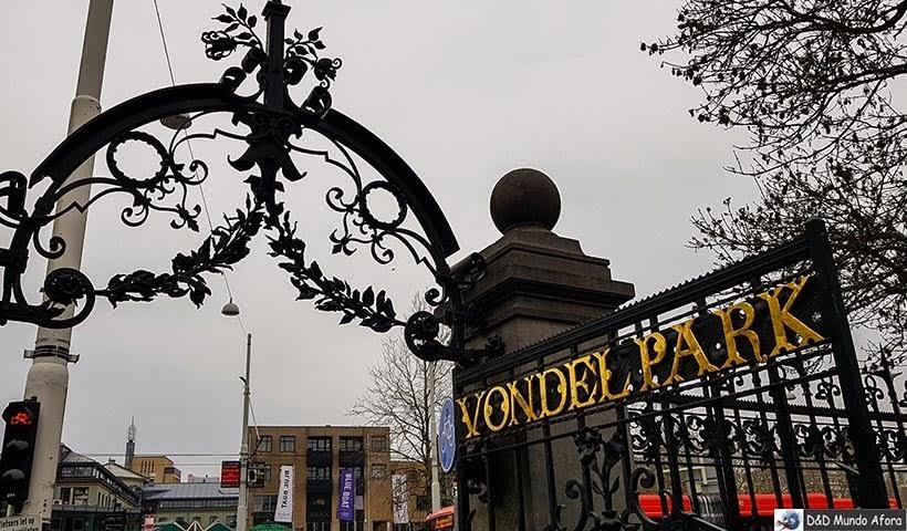 Vondelpak  - O que fazer em Amsterdam: 28 atrativos