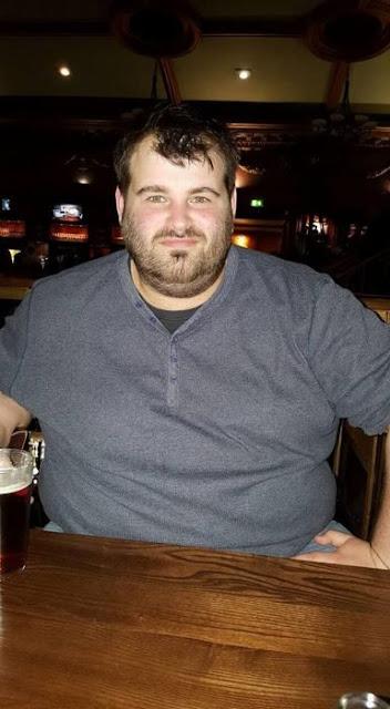 Hombre pierde 70 kilos tras descubrir que su novia lo engaña