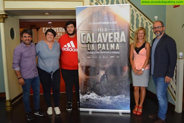 El Festival de Cine Fantástico de Canarias - Isla Calavera celebra una edición especial en La Palma