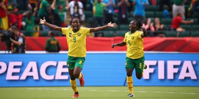 Lionnes indomptables du Cameroun - football Feminin
