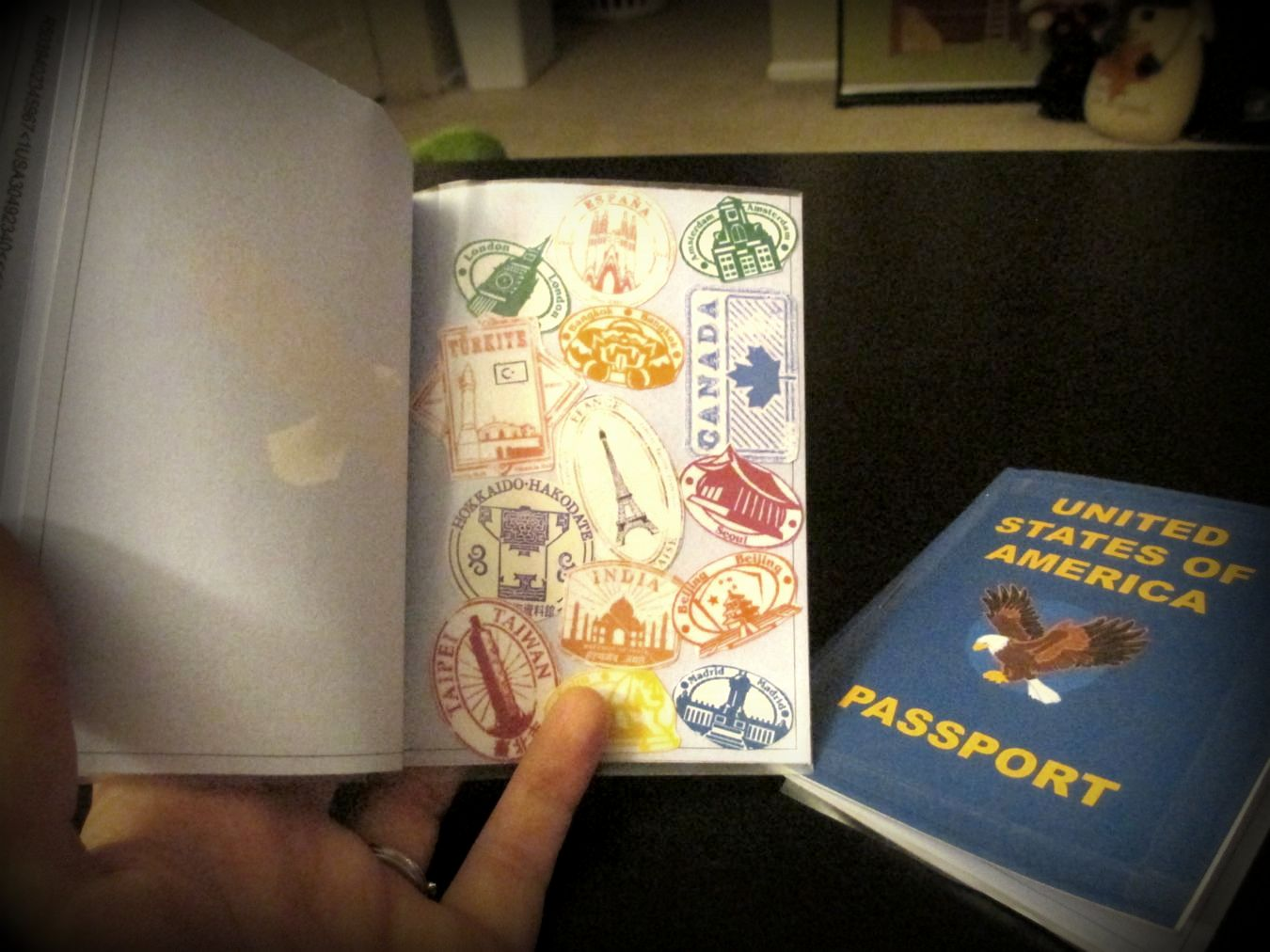 Mommy Magic Preschool Weeks 12 13 Around The World In 6