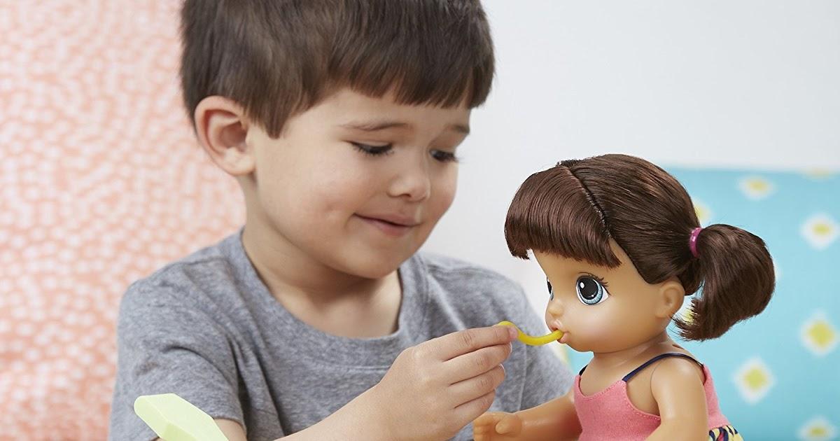 Rhiana Reports Baby Alive Super Snacks Snackin Noodles