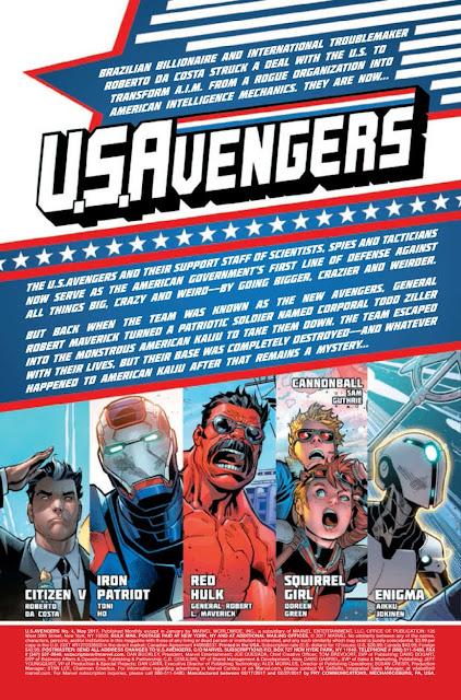 U.S.AVENGERS 4