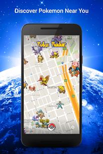Poke Radar for Pokemon Go Terbaru - Temukan Lokasi Pokemon Langka