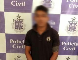 Polícia Civil prende condenado