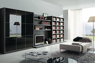 Modern Living Room Apartement