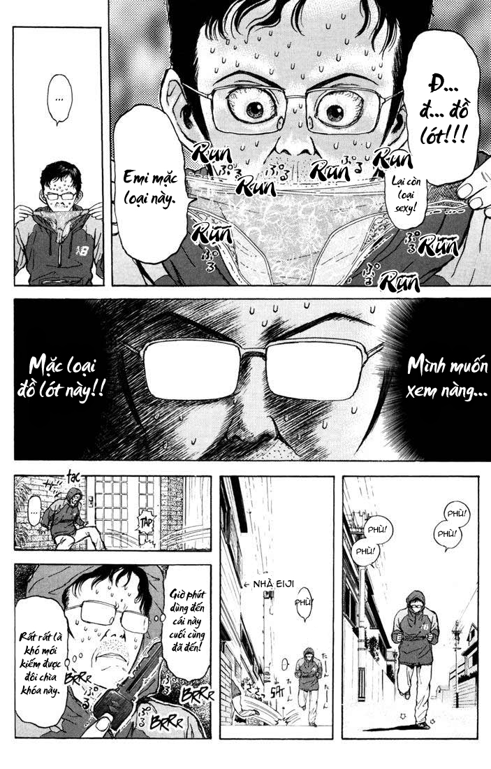 Psychometrer Eiji chapter 55 trang 13