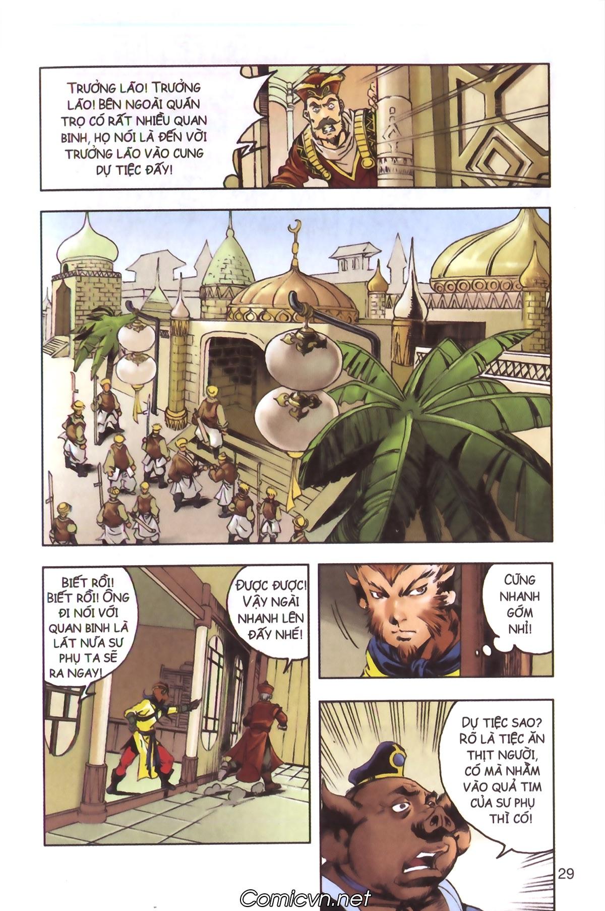 Tây Du Ký màu - Chapter 130 - Pic 9