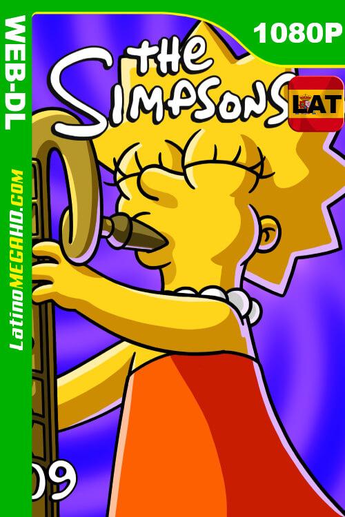 Los Simpsons (TV Serie) Temporada 09 AMZN WEB-DL 1080p ()
