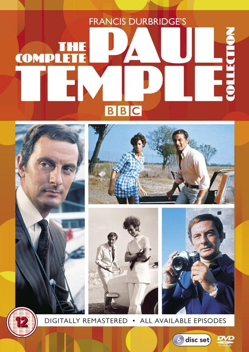 Paul Temple Serie